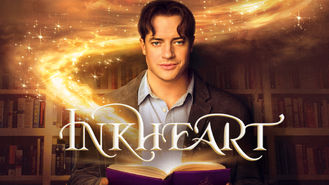 Netflix box art for Inkheart