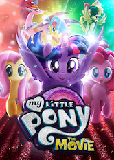 Search netflix My Little Pony: The Movie