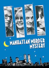 Search netflix Manhattan Murder Mystery