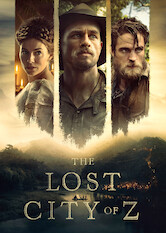 Search netflix Lost City of Z