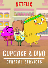 Cupcake and Dino - General Services Netflix BR (Brazil)