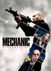 Mechanic: Resurrection Netflix BR (Brazil)