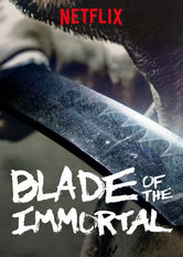 Blade of the Immortal Netflix MX (Mexico)