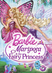 Barbie Mariposa and the Fairy Princess Netflix BR (Brazil)