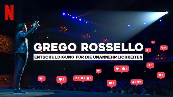 Grego Rossello: Entschuldigung für die Unannehmlichkeiten