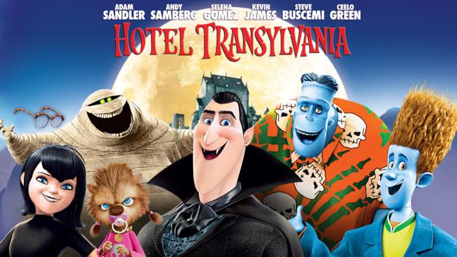 Hotel Transylvania esta en Netflix