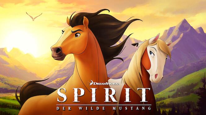 spirit  der wilde mustang 2002  netflix  flixable