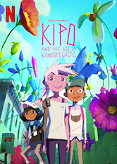 Search netflix Kipo and the Age of Wonderbeasts