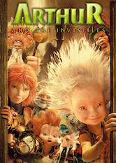 Search netflix Arthur and the Invisibles