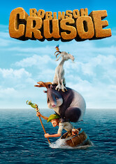 Search netflix Robinson Crusoe
