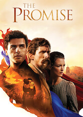Search netflix The Promise